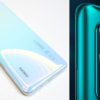【外観】実は水色。グレイシャーホワイトの「日本版Xiaomi Mi Note 10」の外装をレビ
